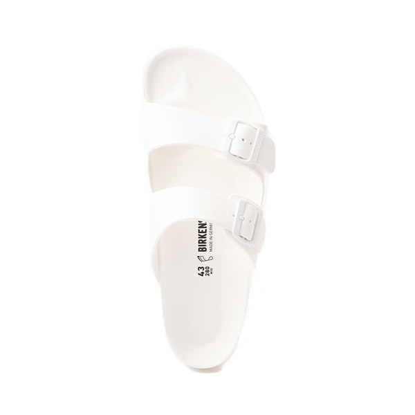 alternate view Mens Birkenstock Arizona EVA Sandal - WhiteALT2