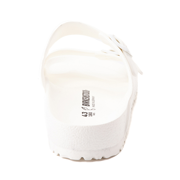 alternate view Mens Birkenstock Arizona EVA Sandal - WhiteALT4