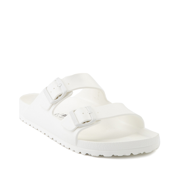 alternate view Mens Birkenstock Arizona EVA Sandal - WhiteALT5
