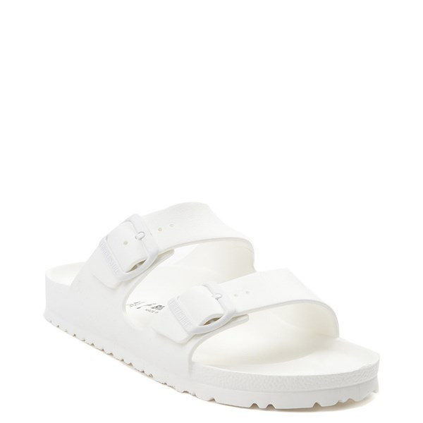Alternate view of Mens Birkenstock Arizona EVA Sandal - White