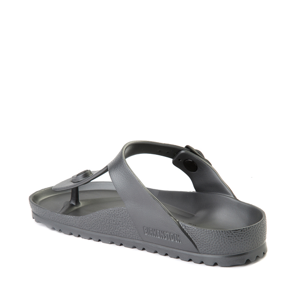 alternate view Womens Birkenstock Gizeh EVA Sandal - AnthraciteALT1