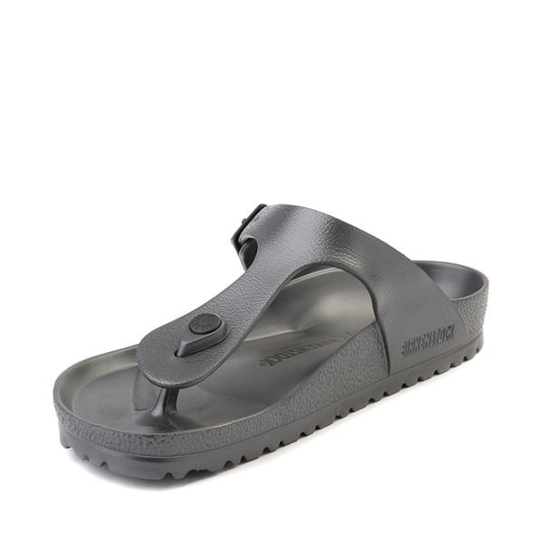 alternate view Womens Birkenstock Gizeh EVA Sandal - AnthraciteALT2