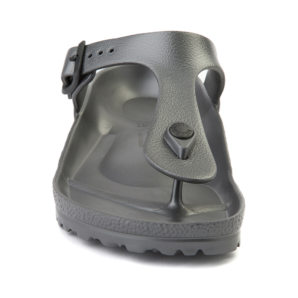 alternate view Womens Birkenstock Gizeh EVA Sandal - AnthraciteALT4
