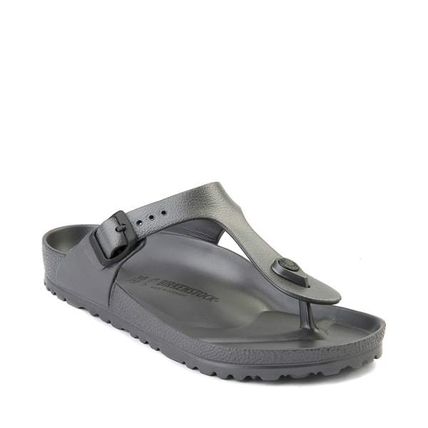alternate view Womens Birkenstock Gizeh EVA Sandal - AnthraciteALT5
