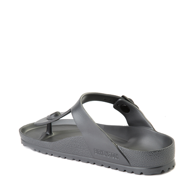 Alternate view of Womens Birkenstock Gizeh EVA Sandal - Anthracite