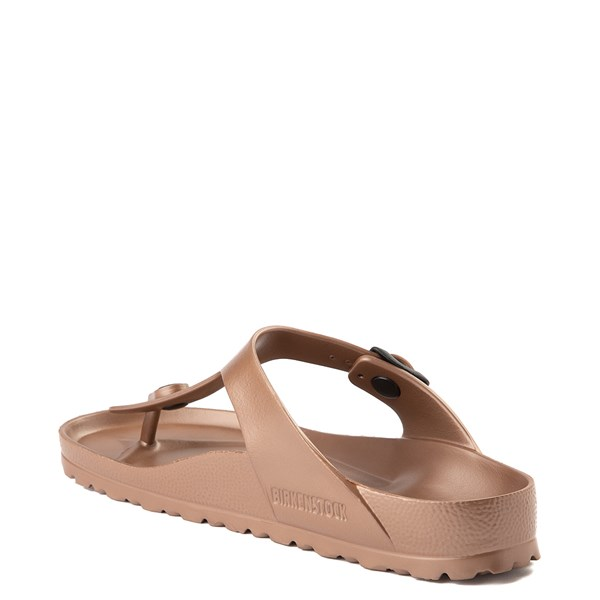 alternate view Womens Birkenstock Gizeh EVA Sandal - CopperALT2