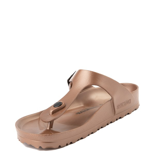 alternate view Womens Birkenstock Gizeh EVA Sandal - CopperALT3