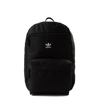 Main view of Black adidas National Backpack