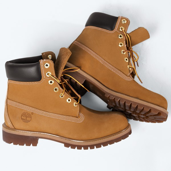 "alternate view Mens Timberland 6"" Classic Boot - WheatALT7"