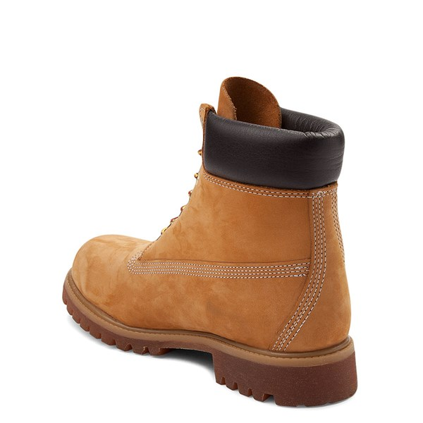 alternate view Mens Timberland 6 Inch Classic Boot - WheatALT2