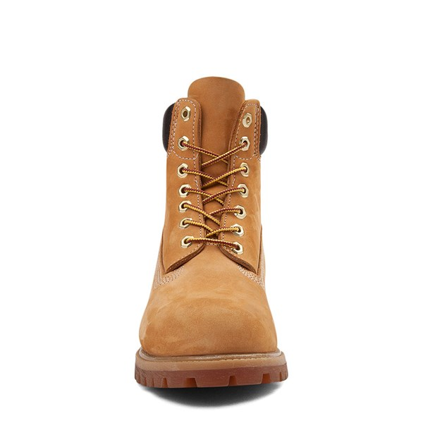 alternate view Mens Timberland 6 Inch Classic Boot - WheatALT4