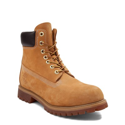 Alternate view of Mens Timberland 6 Inch Classic Boot - Wheat