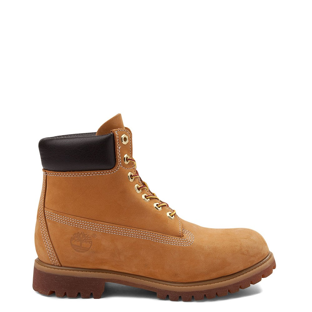 Mens Timberland 6 Inch Classic Boot - Wheat