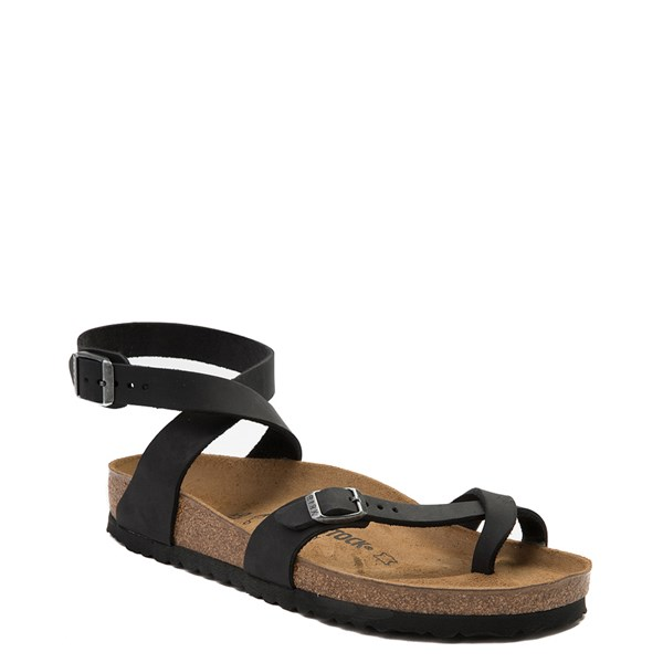 alternate view Womens Birkenstock Yara SandalALT1