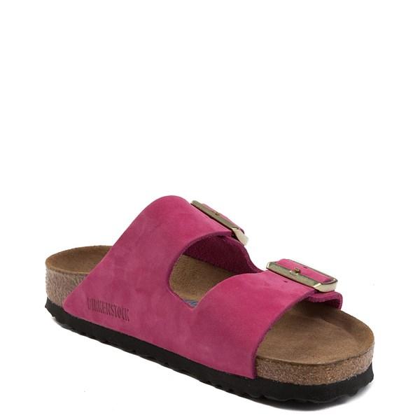 alternate view Womens Birkenstock Arizona Soft Footbed SandalALT3
