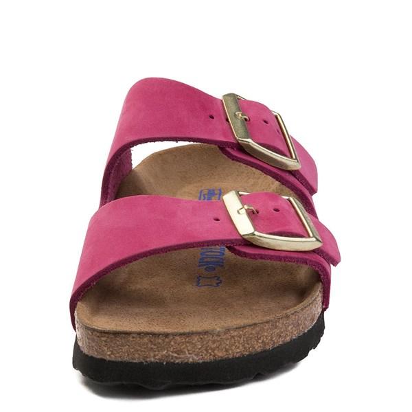alternate view Womens Birkenstock Arizona Soft Footbed SandalALT4