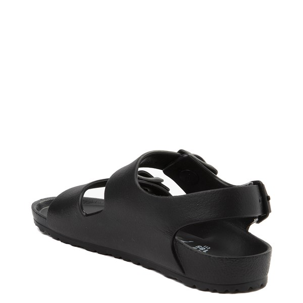 alternate view Birkenstock Milano EVA Sandal - Little Kid - BlackALT2