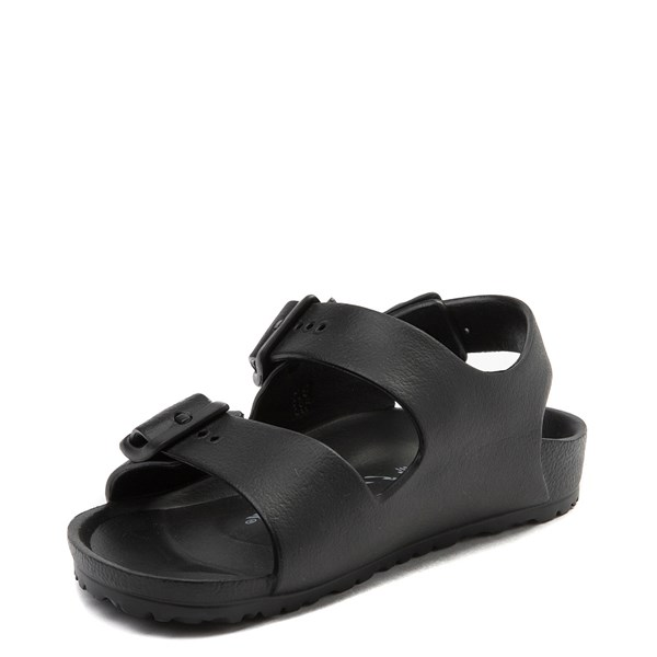 alternate view Birkenstock Milano EVA Sandal - Little Kid - BlackALT3