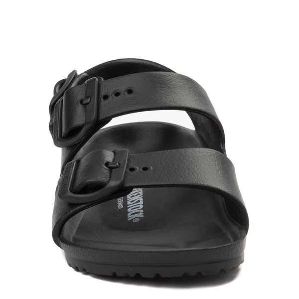 alternate view Birkenstock Milano EVA Sandal - Little Kid - BlackALT4