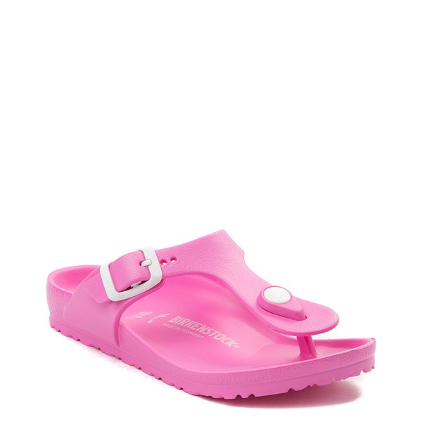 alternate view Birkenstock Gizeh EVA Sandal - Little KidALT1
