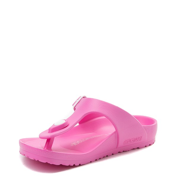 alternate view Birkenstock Gizeh EVA Sandal - Little KidALT3