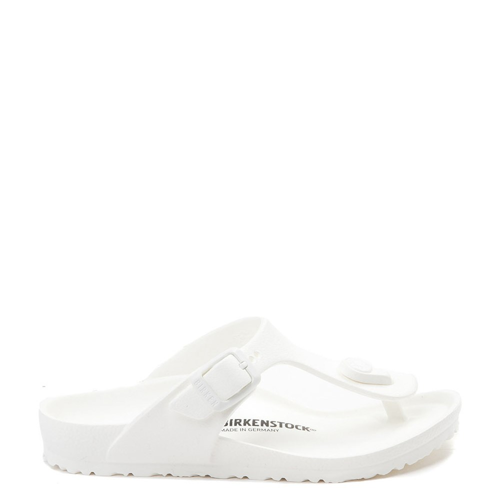 Birkenstock Gizeh EVA Sandal - Little Kid - White