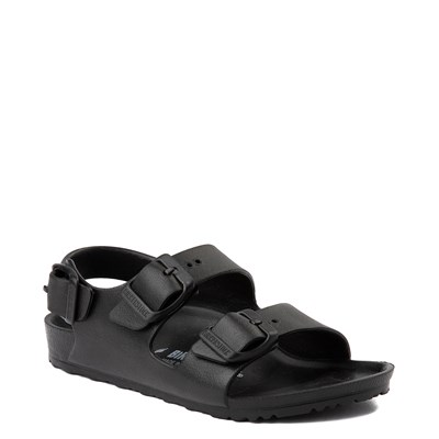 Alternate view of Birkenstock Milano EVA Sandal - Toddler / Little Kid - Black