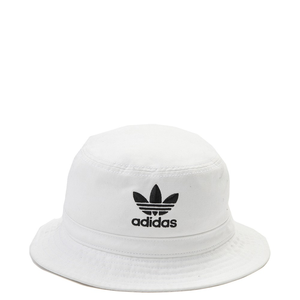 f05671a6416 adidas Trefoil Logo Bucket Hat. alternate image default view