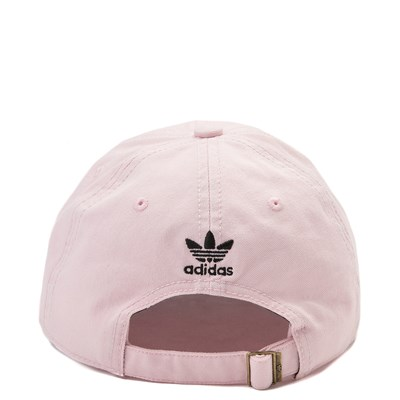 Alternate view of adidas Trefoil Relaxed Dad Hat - Light Pink