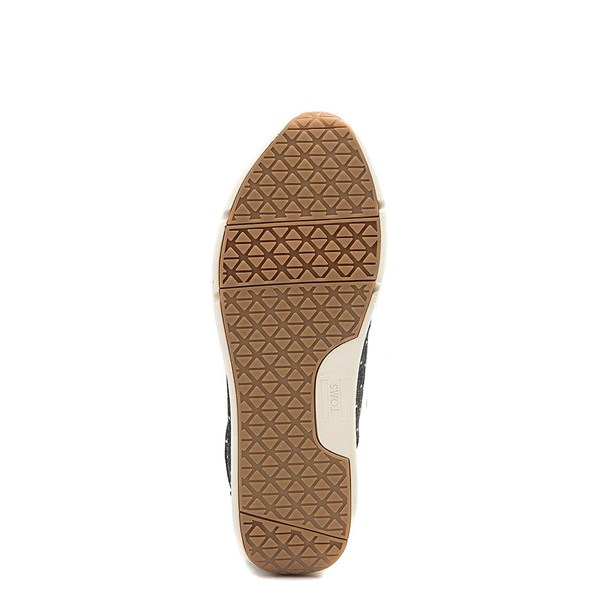 alternate view Womens TOMS Del Rey Casual ShoeALT5