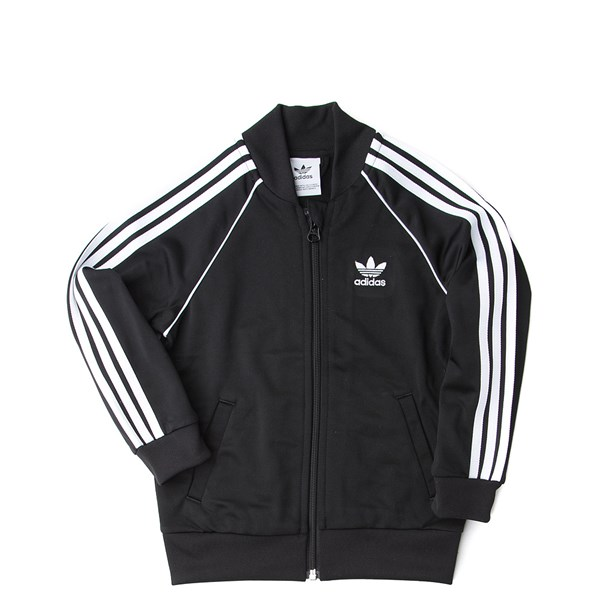 alternate view adidas Superstar Track Suit - Toddler - BlackALT1