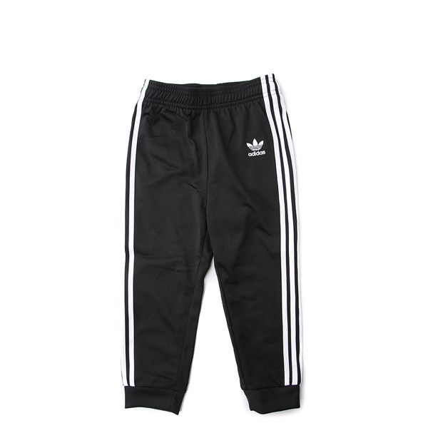alternate view adidas Superstar Track Suit - Toddler - BlackALT2