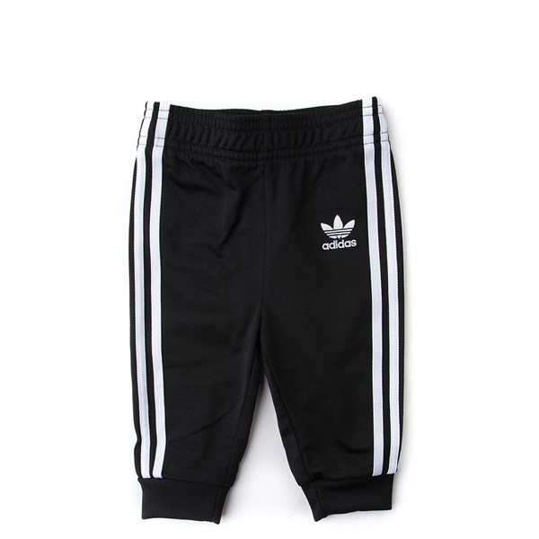 alternate view adidas Superstar Track Suit - Baby - BlackALT2