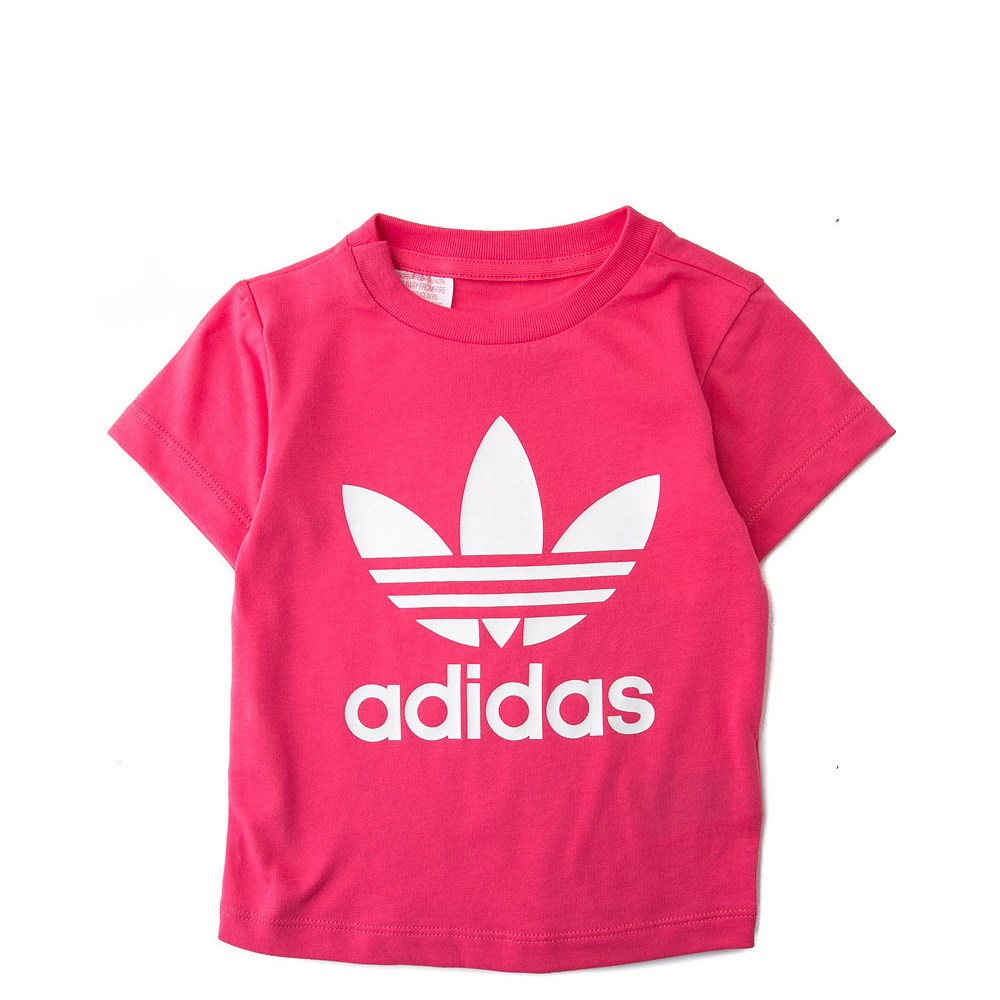 Girls Infant adidas Trefoil Tee