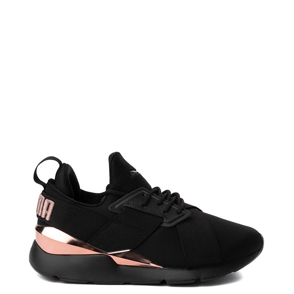 Default view of Womens Puma Muse Metal Athletic Shoe