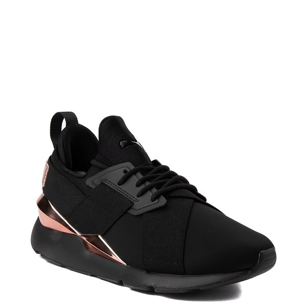 Alternate view of Womens Puma Muse Metal Athletic Shoe