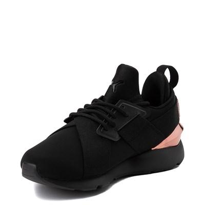 75af5d2b51d59a Womens Puma Muse Metal Athletic Shoe