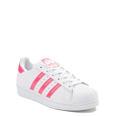Alternate view of Tween adidas Superstar Athletic Shoe