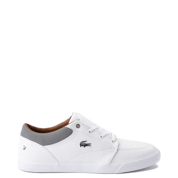 Main view of Mens Lacoste Bayliss Vulc Athletic Shoe - White