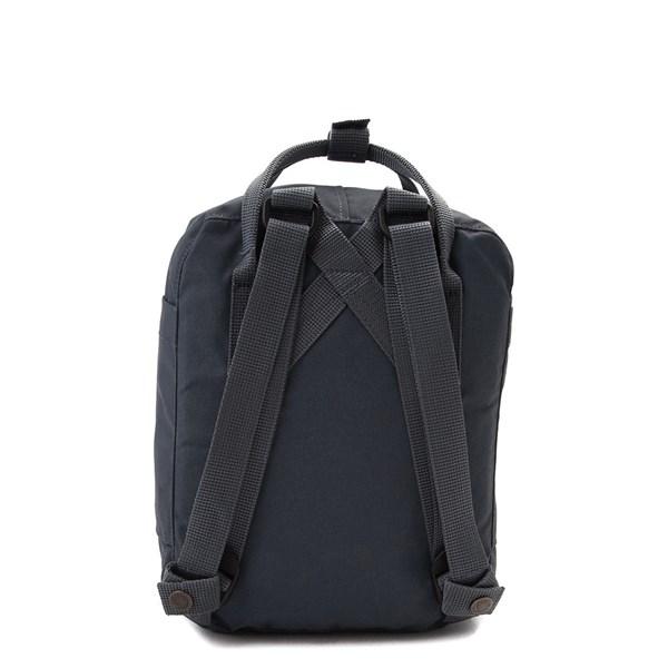 alternate view Fjallraven Kanken Mini Backpack - GraphiteALT1