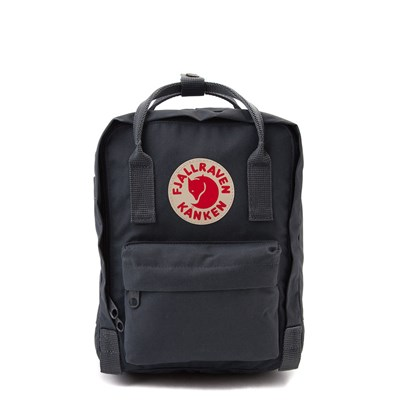 Main view of Fjallraven Kanken Mini Backpack - Graphite