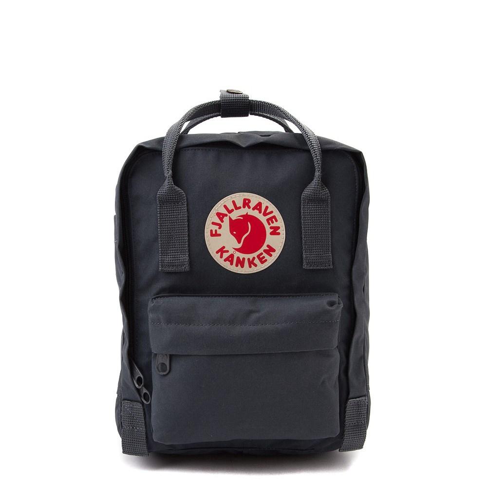 Fjallraven Kanken Mini Backpack - Graphite