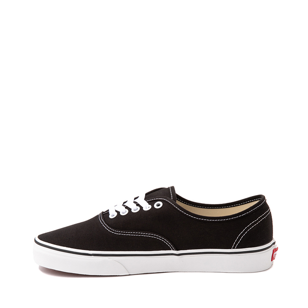 alternate view Vans Authentic Skate Shoe - BlackALT1