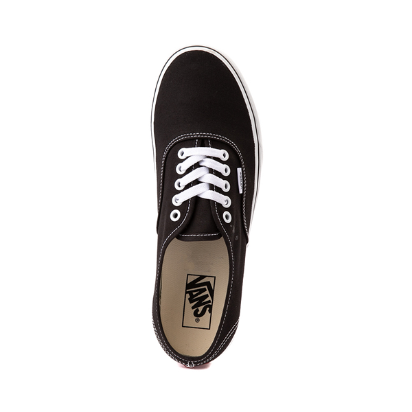 alternate view Vans Authentic Skate Shoe - BlackALT2