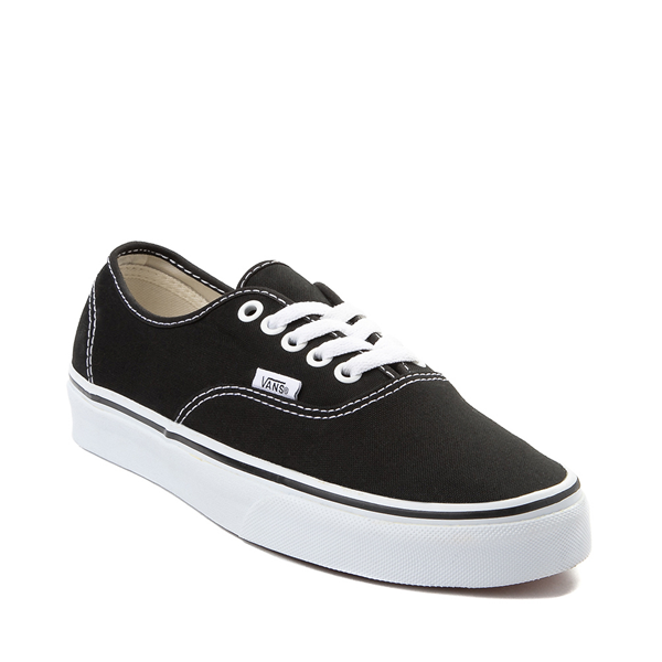 alternate view Vans Authentic Skate Shoe - BlackALT5