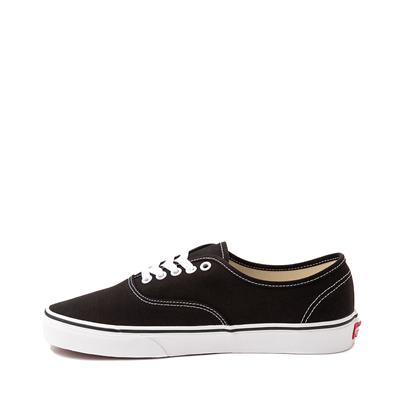 Alternate view of Vans Authentic Skate Shoe - Black