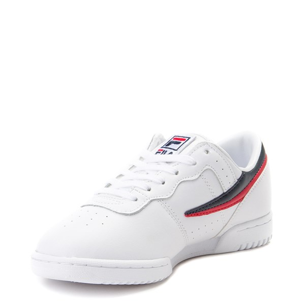 alternate view Womens Fila Original Fitness Athletic ShoeALT3