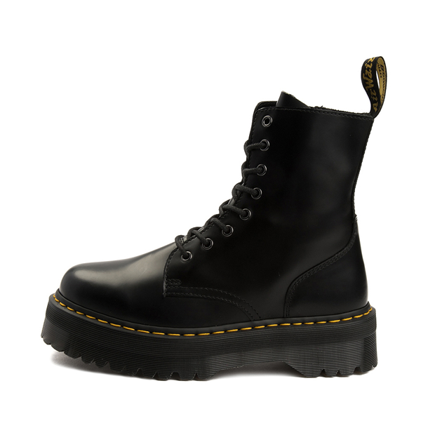 alternate view Dr. Martens Jadon Boot - BlackALT1