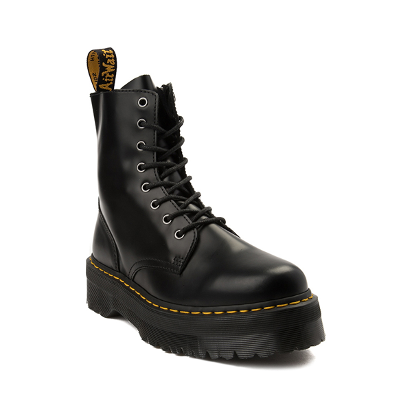 alternate view Dr. Martens Jadon Boot - BlackALT5
