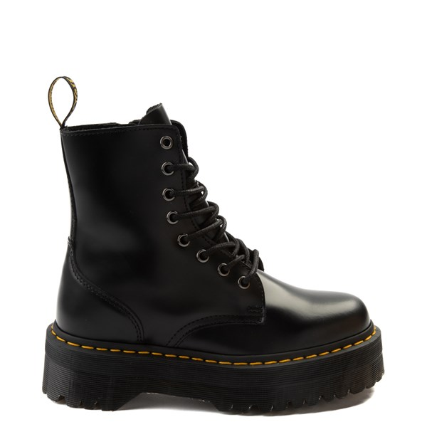 Main view of Dr. Martens Jadon Boot - Black